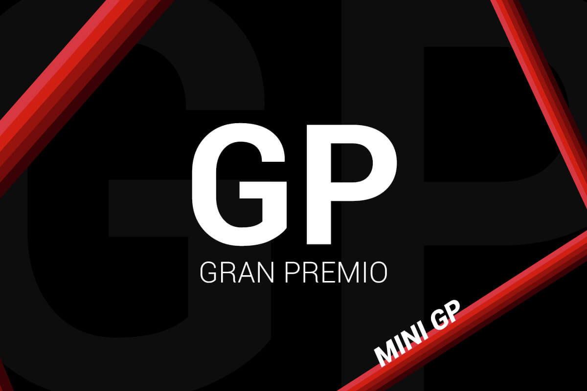 Mini Gran Premio Adulto