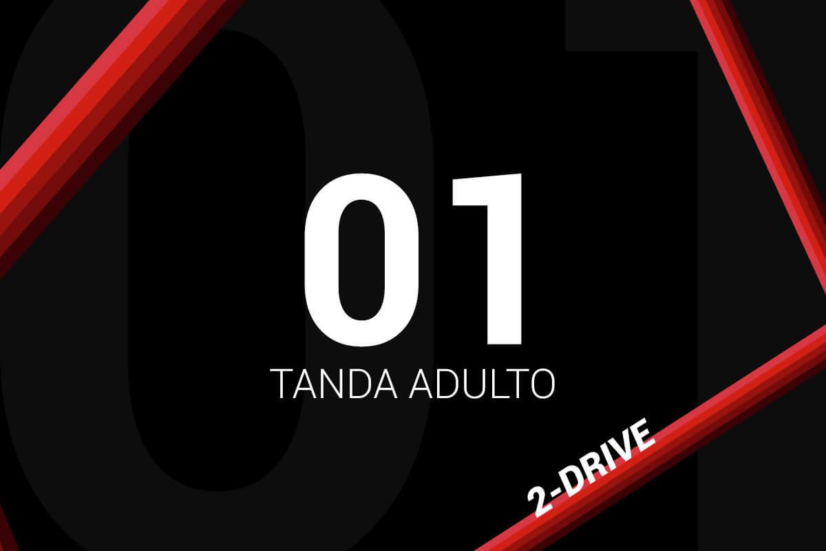 Tanda 2-Drive