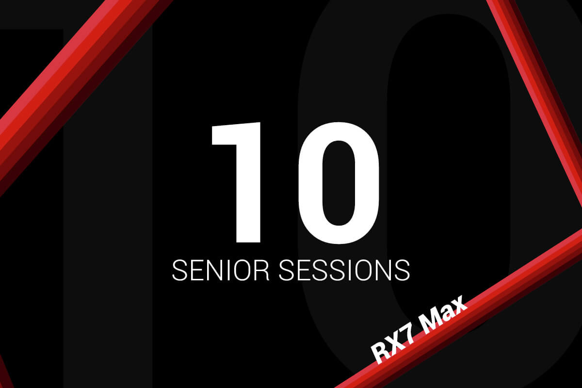 Pack 10 Sessions Sodikart RX7 Max