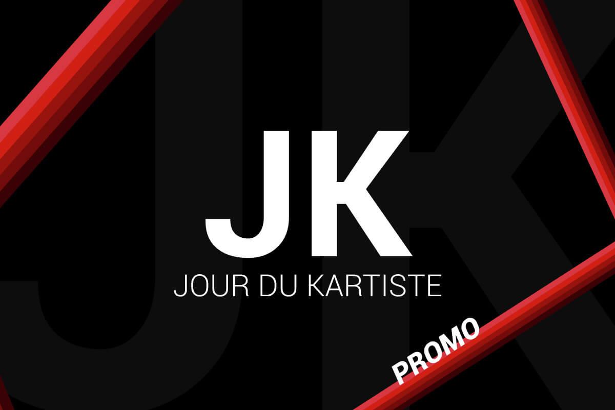 Promotion Jour du Kartiste - mercredi et jeudi