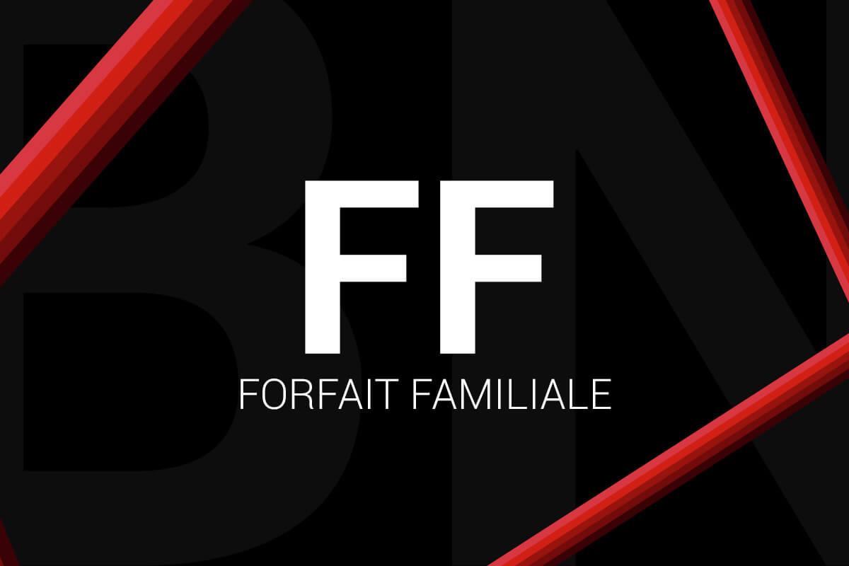 Forfait Familiale