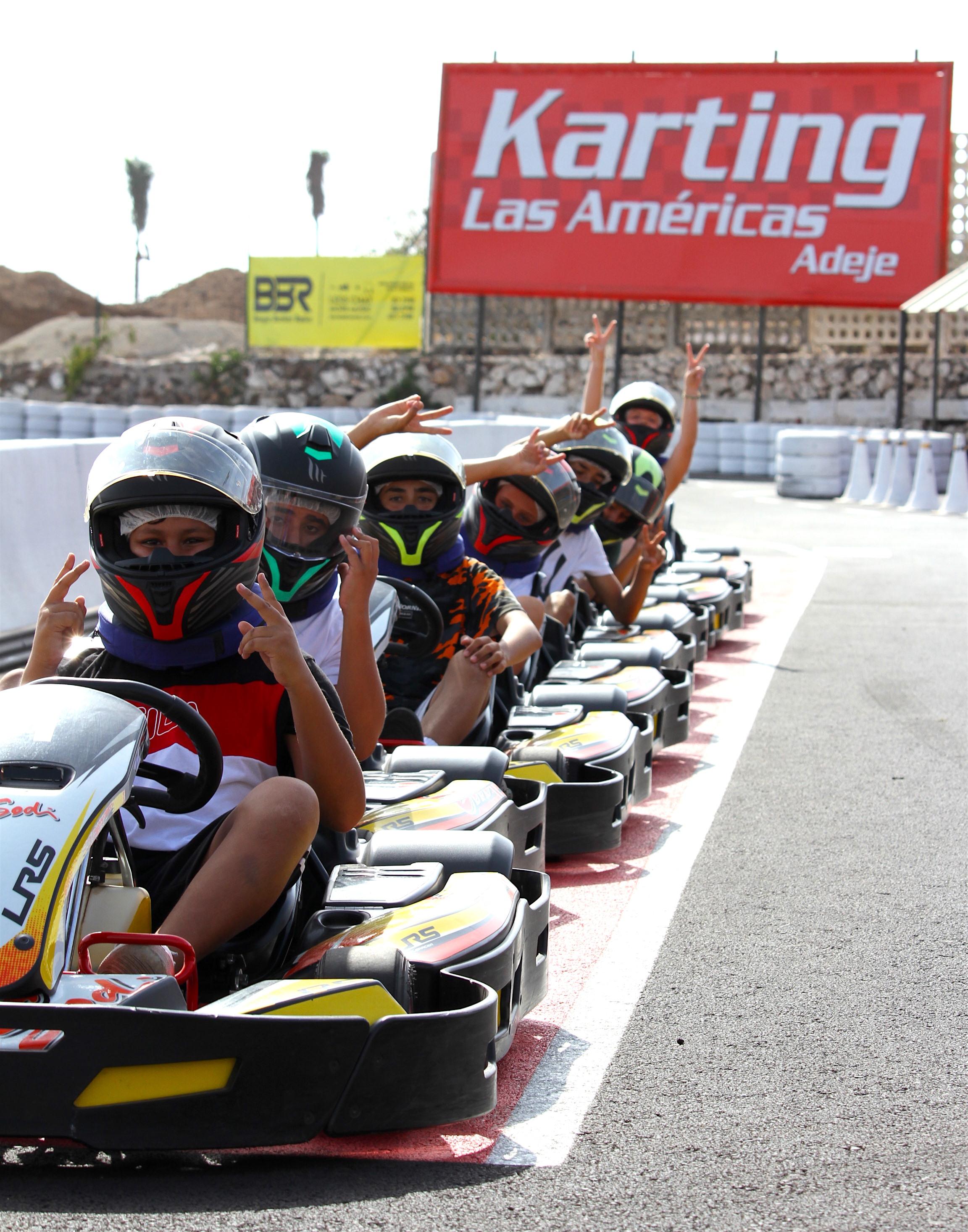 Mini Gran Premio Junior