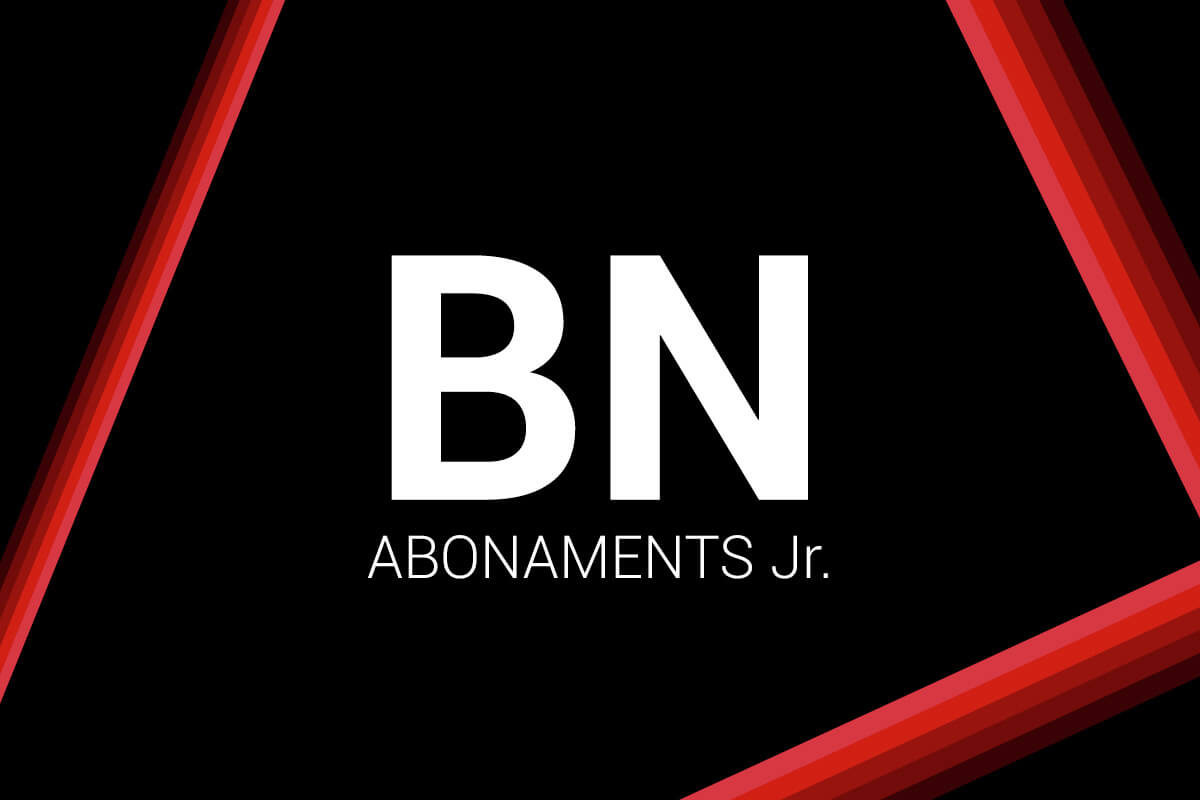 Abonaments Juniors
